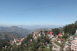 The Shimla surprise : A solo trip