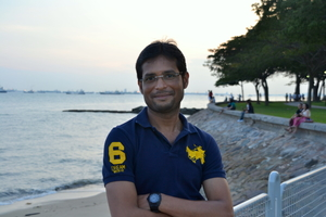 Ranjeet Kumar Travel Blogger