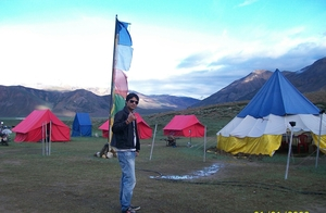 Solo trip from delhi to manali, Leh, srinagar, amritsar, delhi on bike