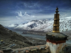 Solo Backpacking In Spiti