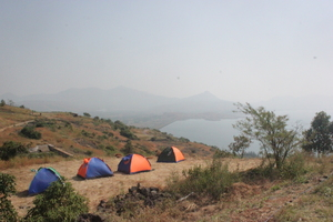 Breathing the quiet life at Pavana Lake