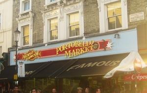 Flea Markets of London