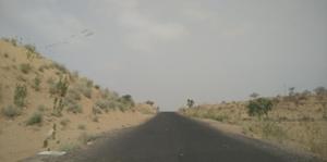 The Deserts of Balotra, Rajasthan
