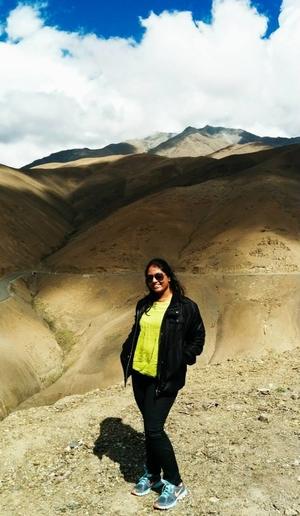 Krishna Chirala Travel Blogger