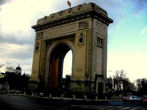 Bucharest - Erstwhile little Paris