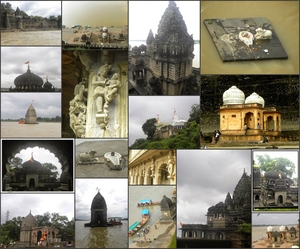 Backpacking - City of Palaces - Mandu-Maheshwar