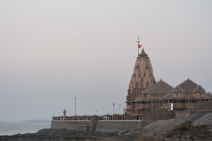Backpacking across Somnath - Sasangir - Junagadh