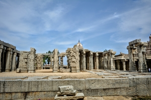 Get Set Go.. Trip to Hyderabad - Warangal -Lepakshi