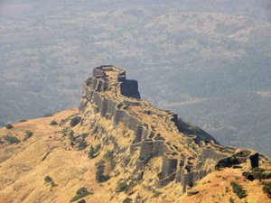 Rajgad to Torna (Prachandagad)