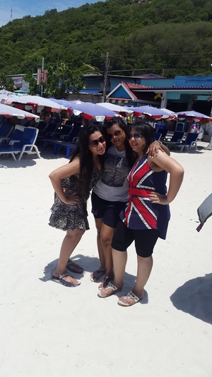 3 Indian girls in Thailand – A trip to remember forever