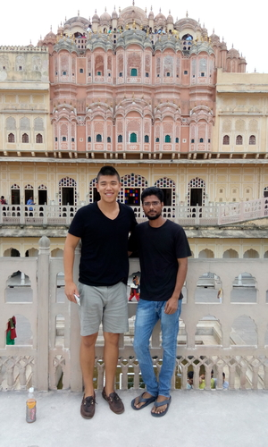 Jaipur- My first solo experience