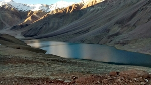 Chandratal - Lahaul Spiti--> Kasol- Friends & much more