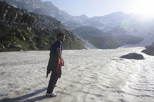 Triund – Laka Glacier