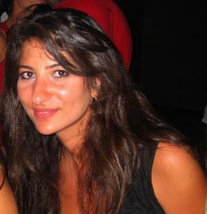 Sarah Touma Travel Blogger