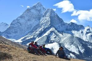 Mt Everest Base Camp Trek Nepal