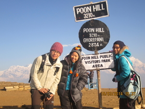 Nepal Trekking- 9 Days Poonhill Trek