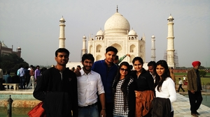 Exhilarating Road Trip to The City of Taj
