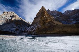 The Chadar- Frozen River Trek