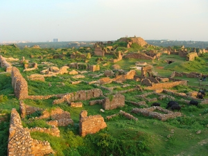 The Lost Monuments of Delhi