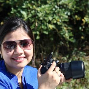 Maryam Yasmin Travel Blogger