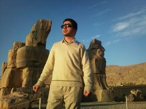 Saeed Motamed Travel Blogger