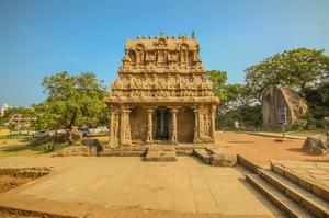 Mahabalipuram: A Walk Around Tour