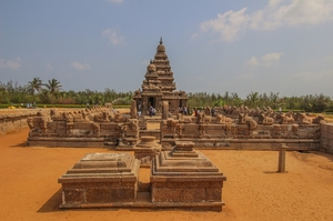 Mahabalipuram: A Walk Around Tour