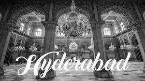 Exploring Hyderabad - Hyperlapse