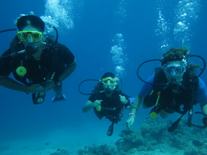 Scuba Diving: More than an adventure!!! Havelock Island,Andamans
