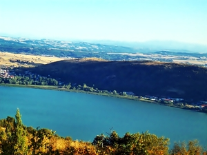 Kastoria, Greece: The Lady of the Lake
