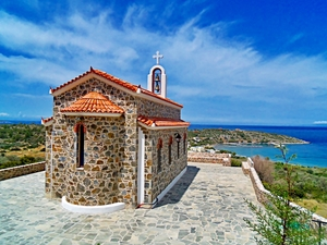 Chios - a charming Greek island!
