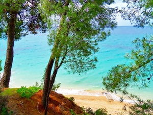 5 MUST SEE beaches in Chalkidiki, Greece