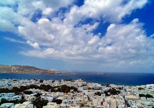 Mykonos island,Greece!