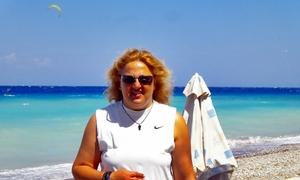 Maria Athanasopoulou Travel Blogger