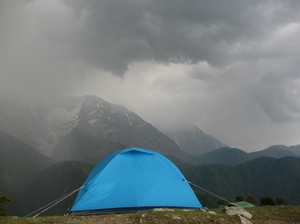 Indrahara Pass....just the beginning.