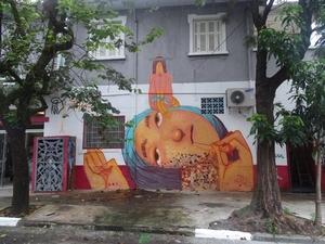 Beco da Batman – Artistic and eloquent alley