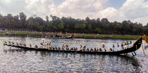 Aranmula Snakeboat Race '15 - the one race you wouldn't want to miss ;)