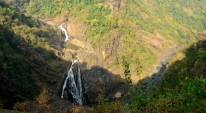 2 Waterfalls and a Sunset Point - A perfect weekend getaway in North Karnataka !