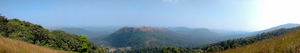 Up above the world so high at Kodachadri - A trek !