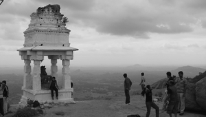 Savandurga: One amongst the highest monoliths of Asia! (near Bangalore)