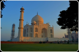 Taj Mahal: The epitome of Mugal Architecture