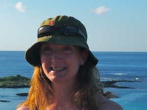 Claire Bartha Travel Blogger