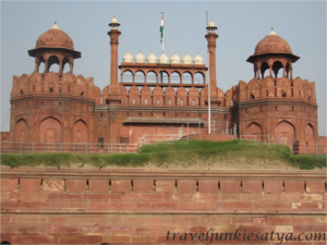Charismatic Delhi – The Red Fort