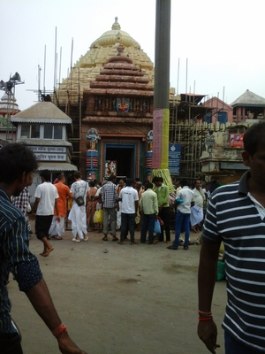 Puri – Abode of Lord Jagannath