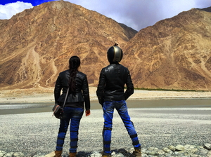 A journey far and beyond: Road trip from Bangalore to Leh on a Royal Enfield.