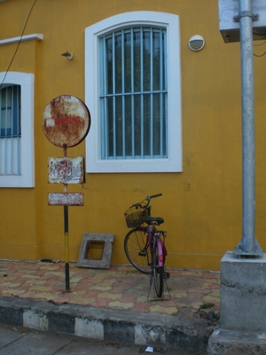 Finding Peace in Pondicherry