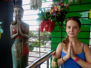 Chiang Mai part 1: The hoard of flip flops