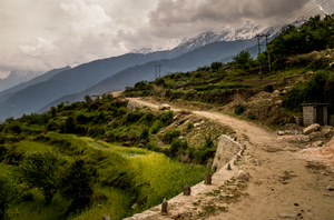Kuari pass - A gateway to heaven