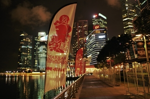The Singapore Affair!