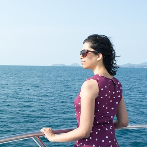 Raksha Rao Travel Blogger